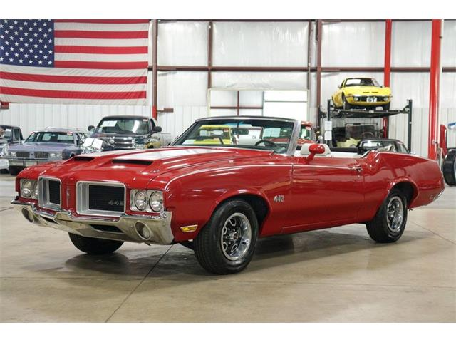 1971 Oldsmobile Cutlass (CC-1518786) for sale in Kentwood, Michigan