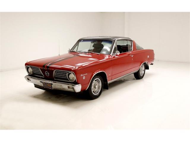 1966 Plymouth Barracuda (CC-1518796) for sale in Morgantown, Pennsylvania