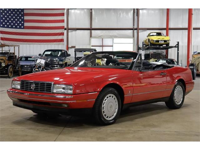 1990 Cadillac Allante (CC-1518797) for sale in Kentwood, Michigan