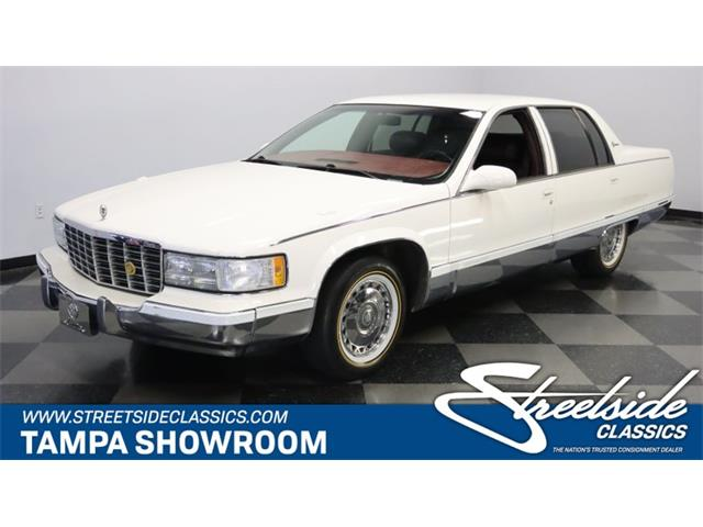 1995 Cadillac Fleetwood (CC-1518820) for sale in Lutz, Florida