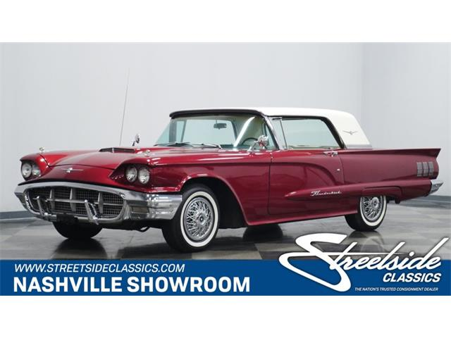 1960 Ford Thunderbird (CC-1518828) for sale in Lavergne, Tennessee