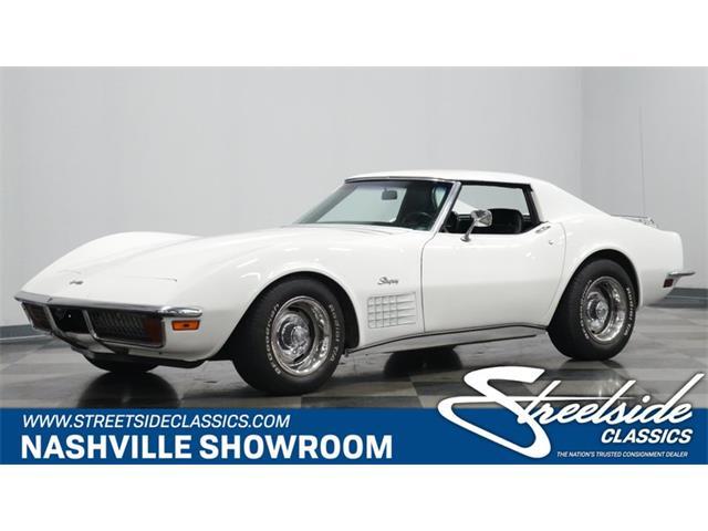 1972 Chevrolet Corvette (CC-1518829) for sale in Lavergne, Tennessee