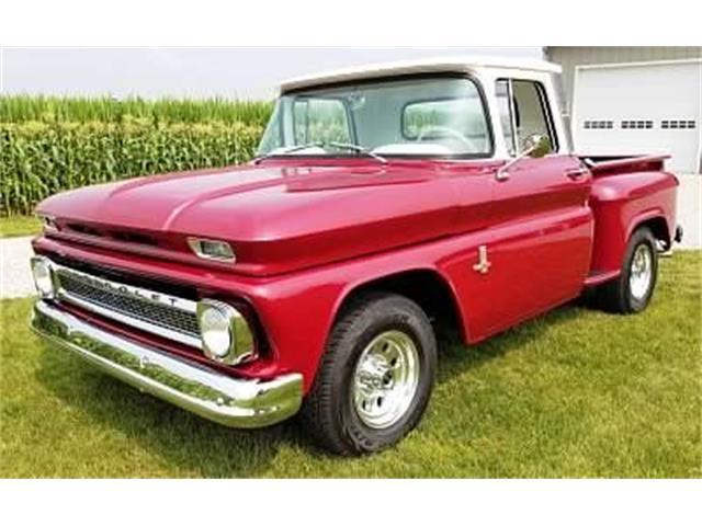 1963 Chevrolet C10 (CC-1518848) for sale in Cadillac, Michigan