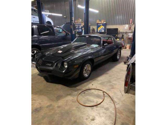 1979 Chevrolet Camaro (CC-1518855) for sale in Cadillac, Michigan