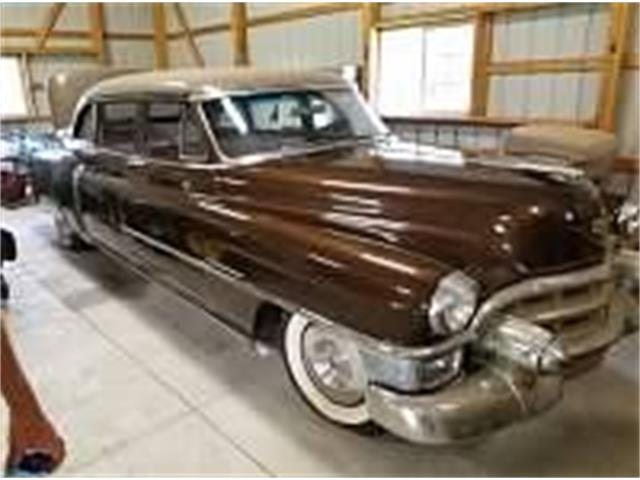 1953 Cadillac Fleetwood (CC-1518860) for sale in Cadillac, Michigan