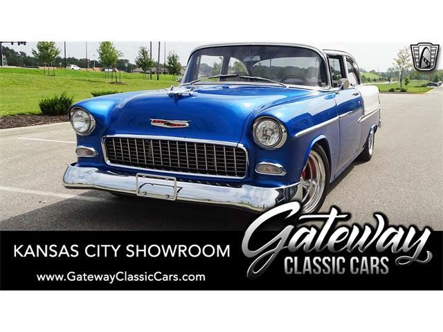 1955 Chevrolet Bel Air (CC-1518861) for sale in O'Fallon, Illinois