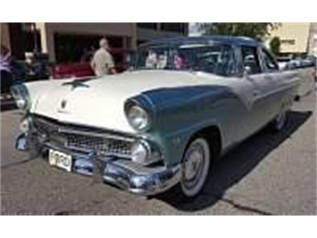 1955 Ford Fairlane (CC-1518862) for sale in Cadillac, Michigan