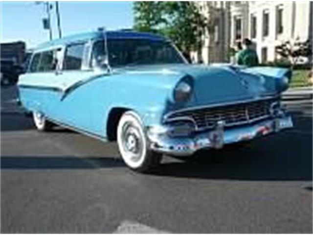 1956 Ford Parklane (CC-1518863) for sale in Cadillac, Michigan