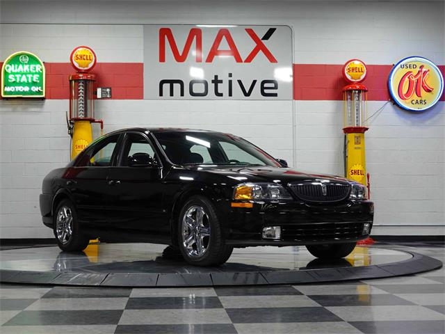 2001 Lincoln LS (CC-1518864) for sale in Pittsburgh, Pennsylvania