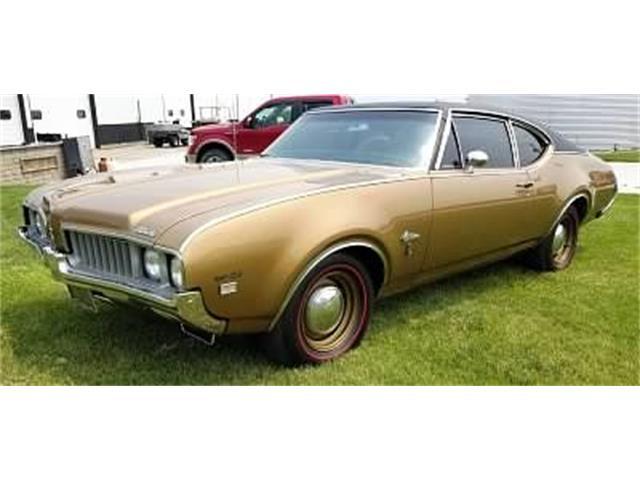 1969 Oldsmobile Cutlass (CC-1518866) for sale in Cadillac, Michigan