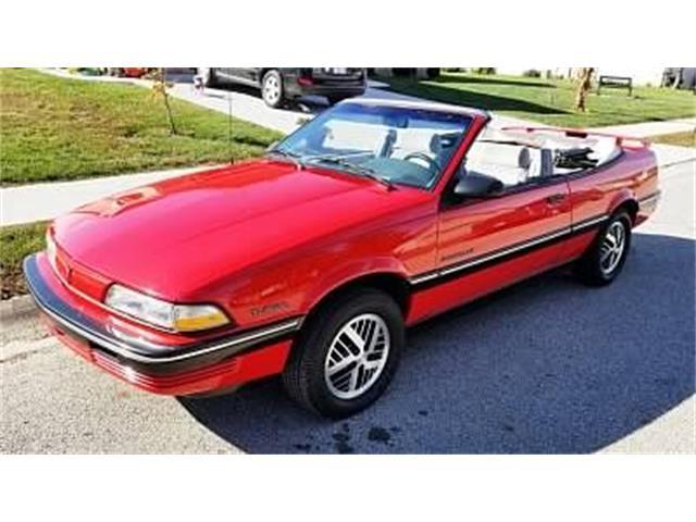 1990 Pontiac Sunbird (CC-1518868) for sale in Cadillac, Michigan