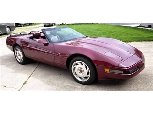 1993 Chevrolet Corvette (CC-1518870) for sale in Cadillac, Michigan