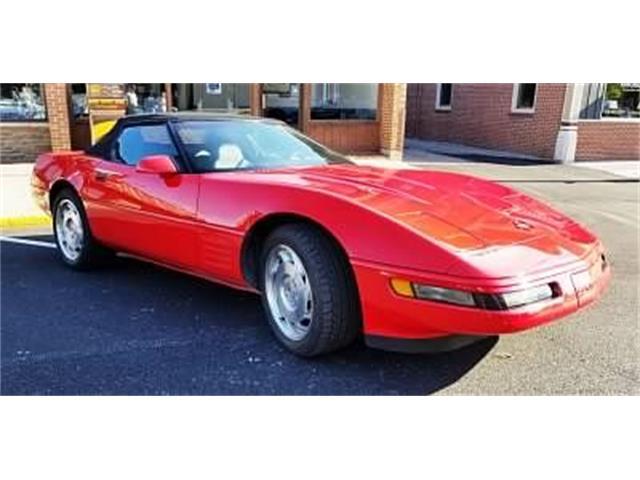 1994 Chevrolet Corvette (CC-1518872) for sale in Cadillac, Michigan