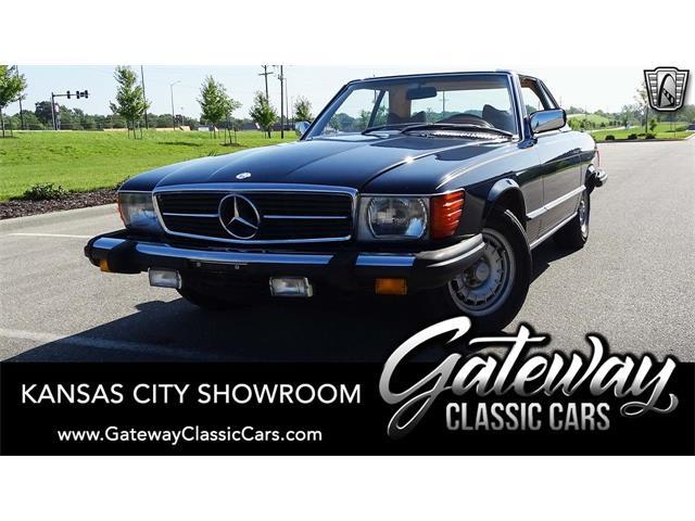 1979 Mercedes-Benz 450SL (CC-1518876) for sale in O'Fallon, Illinois