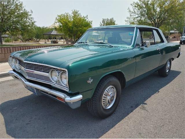 1965 Chevrolet Chevelle (CC-1518877) for sale in Cadillac, Michigan