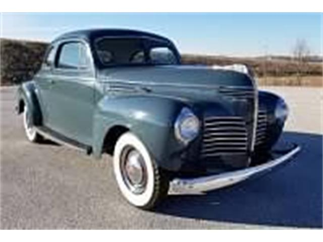 1940 Plymouth P10 (CC-1518881) for sale in Cadillac, Michigan