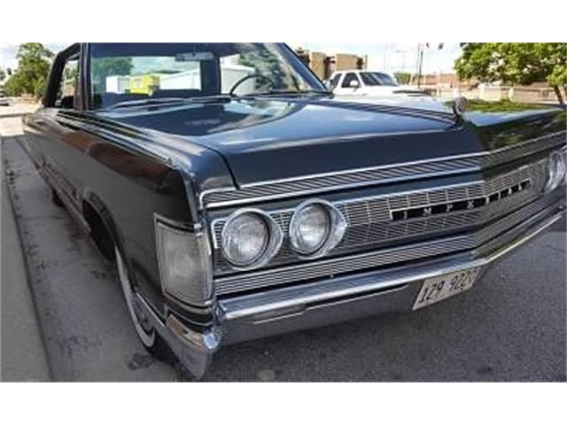 1967 Chrysler Imperial Crown (CC-1518887) for sale in Cadillac, Michigan