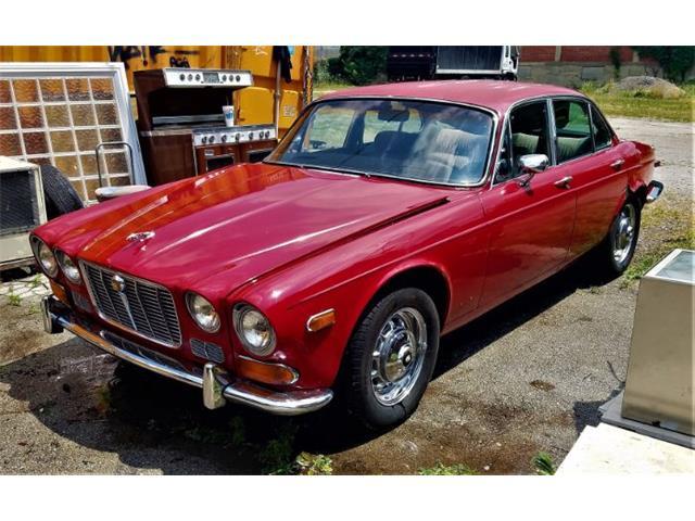 1972 Jaguar XJ6 (CC-1518894) for sale in Cadillac, Michigan