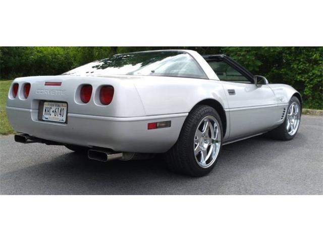 1996 Chevrolet Corvette (CC-1518906) for sale in Cadillac, Michigan