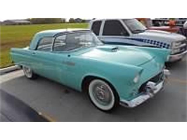 1955 Ford Thunderbird (CC-1518908) for sale in Cadillac, Michigan
