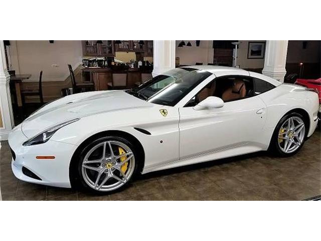 2017 Ferrari California (CC-1518911) for sale in Cadillac, Michigan