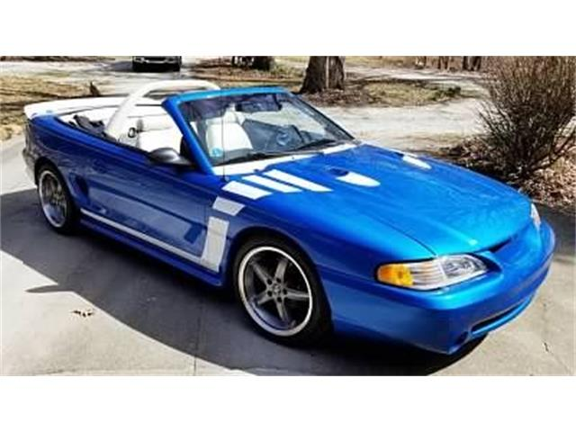 1998 Ford Mustang (CC-1518913) for sale in Cadillac, Michigan