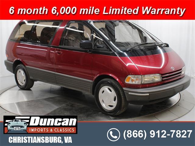 1992 Toyota Estima (CC-1518918) for sale in Christiansburg, Virginia