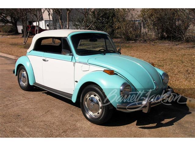 1973 Volkswagen Super Beetle (CC-1518929) for sale in Houston, Texas