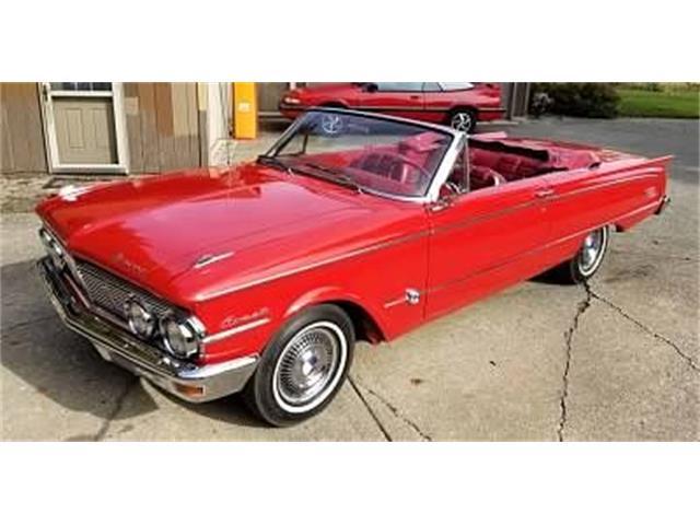 1963 Mercury Comet (CC-1518945) for sale in Cadillac, Michigan