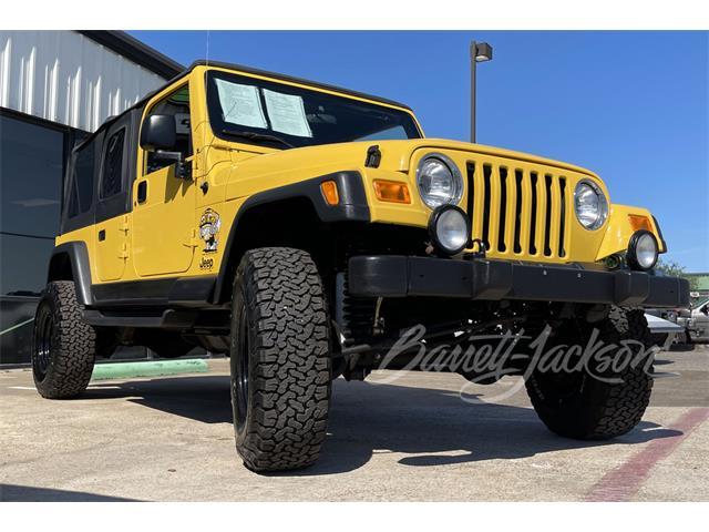 2004 Jeep Wrangler (CC-1518954) for sale in Houston, Texas