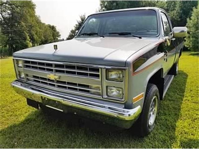 1985 Chevrolet C10 (CC-1518955) for sale in Cadillac, Michigan