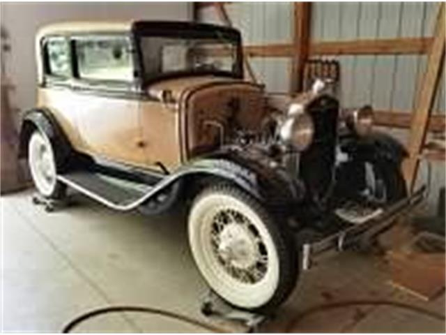 1931 Ford Model A (CC-1518966) for sale in Cadillac, Michigan
