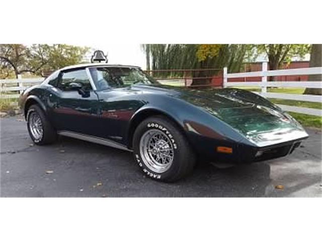 1974 Chevrolet Corvette (CC-1518978) for sale in Cadillac, Michigan