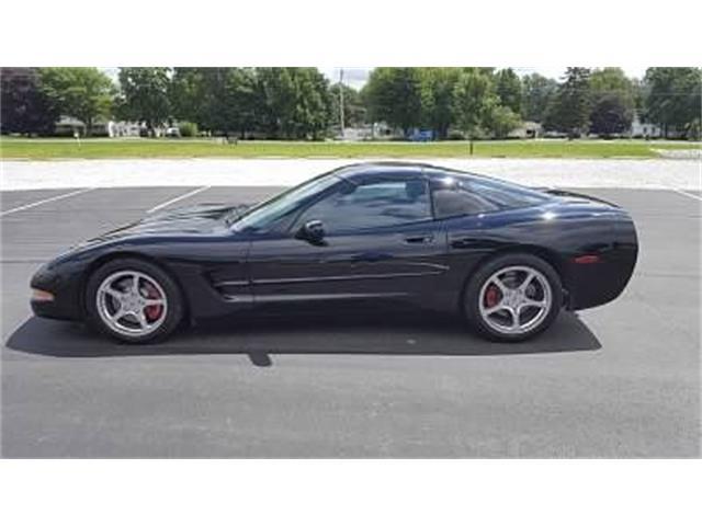 1998 Chevrolet Corvette (CC-1518981) for sale in Cadillac, Michigan