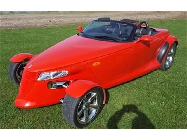 1999 Plymouth Prowler (CC-1518982) for sale in Cadillac, Michigan