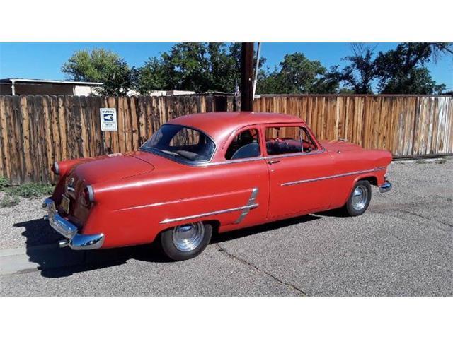 1953 Ford Customline (CC-1518988) for sale in Cadillac, Michigan