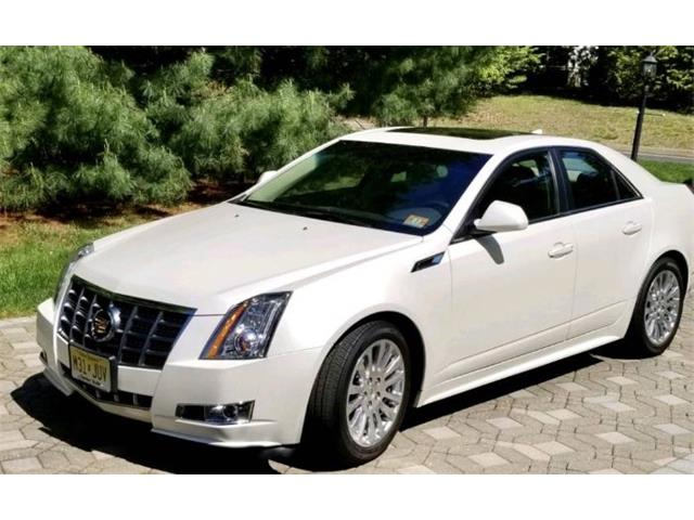 2012 Cadillac CTS (CC-1518992) for sale in Cadillac, Michigan