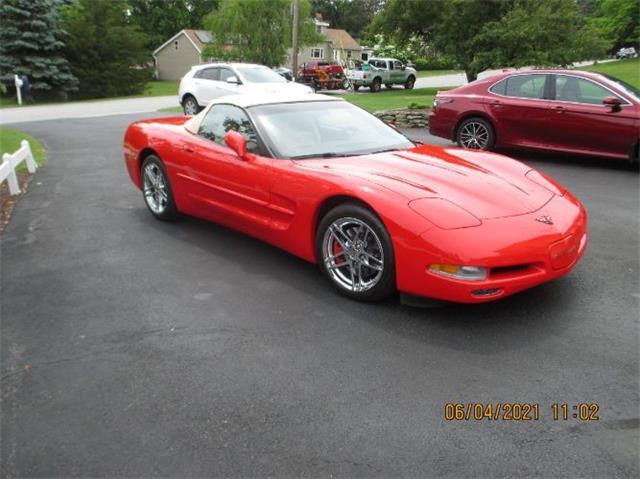 1999 Chevrolet Corvette (CC-1518996) for sale in Cadillac, Michigan