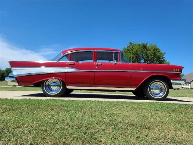 1957 Chevrolet Bel Air (CC-1519003) for sale in Cadillac, Michigan