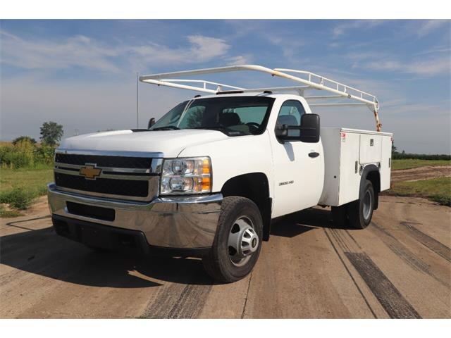 2012 Chevrolet 3500 (CC-1519009) for sale in Clarence, Iowa
