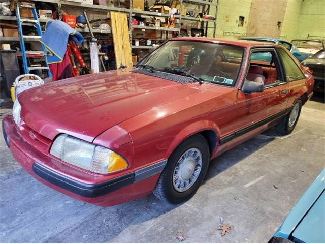 1990 Ford Mustang (CC-1519012) for sale in Cadillac, Michigan