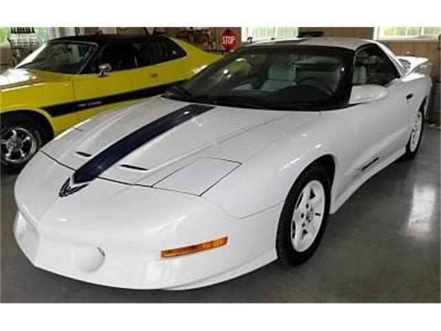 1994 Pontiac Firebird Trans Am (CC-1519021) for sale in Cadillac, Michigan