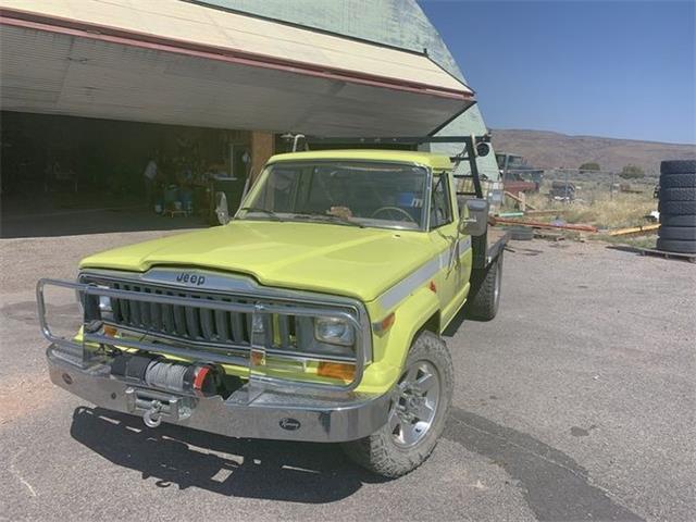 1983 Jeep Gladiator (CC-1519022) for sale in Cadillac, Michigan