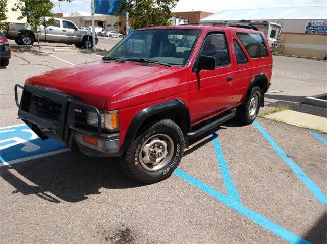 1987 Nissan Pathfinder (CC-1519028) for sale in Cadillac, Michigan
