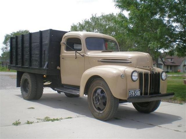 1947 Ford F450 (CC-1519032) for sale in Cadillac, Michigan
