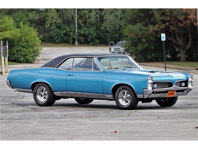 1967 Pontiac GTO (CC-1519036) for sale in Alsip, Illinois