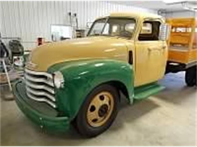 1950 Chevrolet Truck (CC-1519037) for sale in Cadillac, Michigan