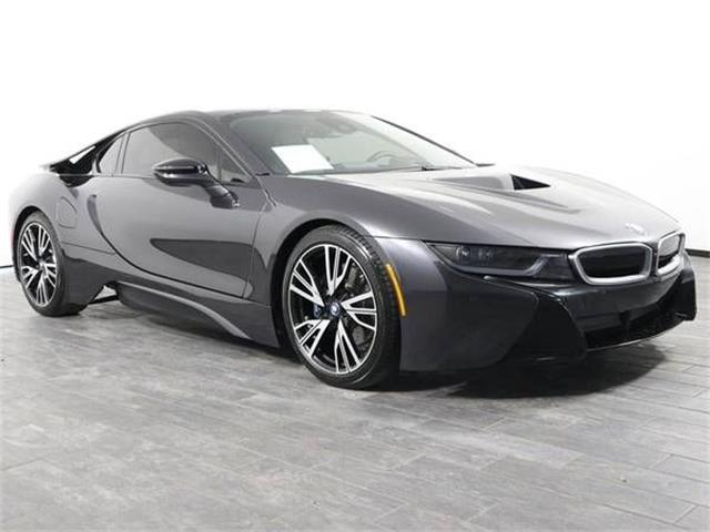 2016 BMW i8 (CC-1519038) for sale in Cadillac, Michigan