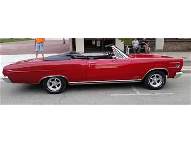 1967 Mercury Caliente (CC-1519039) for sale in Cadillac, Michigan