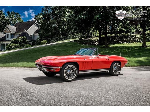 1965 Chevrolet Corvette (CC-1519044) for sale in Milford, Michigan